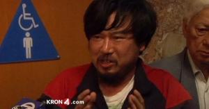 Tun Oo makes an impassioned plea to investigators.